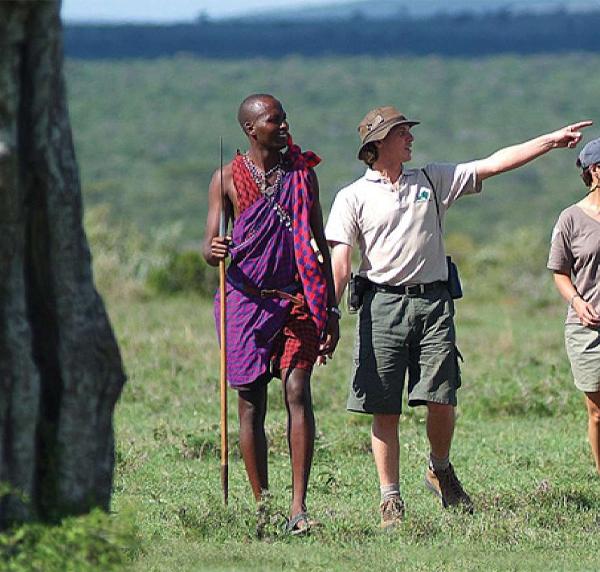Africa Walking Safaris