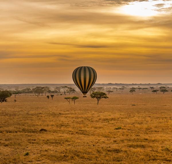 Hot Air Balloon Safaris -